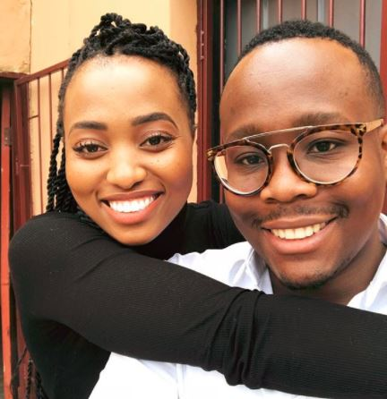 Ntandoyenkosi and Khaya Mthethwa tied the knot last year after briefly dating.