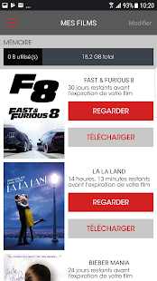 PlayVOD - Films à télécharger- screenshot thumbnail