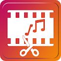 Video Editor: Edit Videos & Photos & Make Collages icon