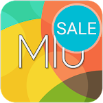 Miu - MIUI 7 Style Icon Pack v90.0