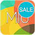 Miu - MIUI 7 Style Icon Pack v109.0