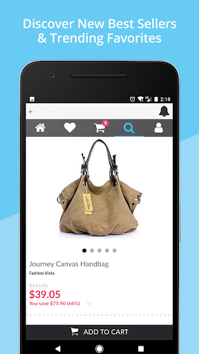 OpenSky Shopping screenshot 3