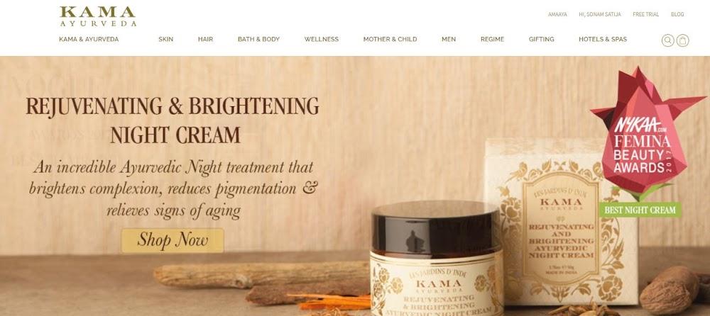 kamayurveda-best-beauty-brands-india_image