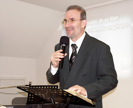 Photo: 2010. április 4-én D. Nagy Tamás volt a Gyülekezet vendége