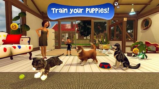 Virtual Puppy Simulator MOD (Unlimited Money) 1