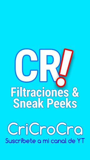 Sneak Peeks y Filtraciones de CR for PC