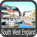 South West England GPS Nautical Charts icon
