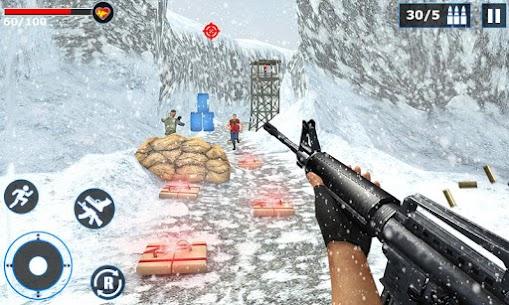 Combat Shooter Critical Gun Shooting Strike 2020 MOD (NO ADS) 3