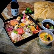 Omakase Sashimi Box