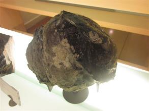 Photo: Piedra volcánica arrojada en las últimas erupciones de la isla del Hierro
