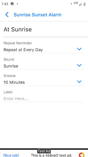 Smart Alarm Clock screenshot 6
