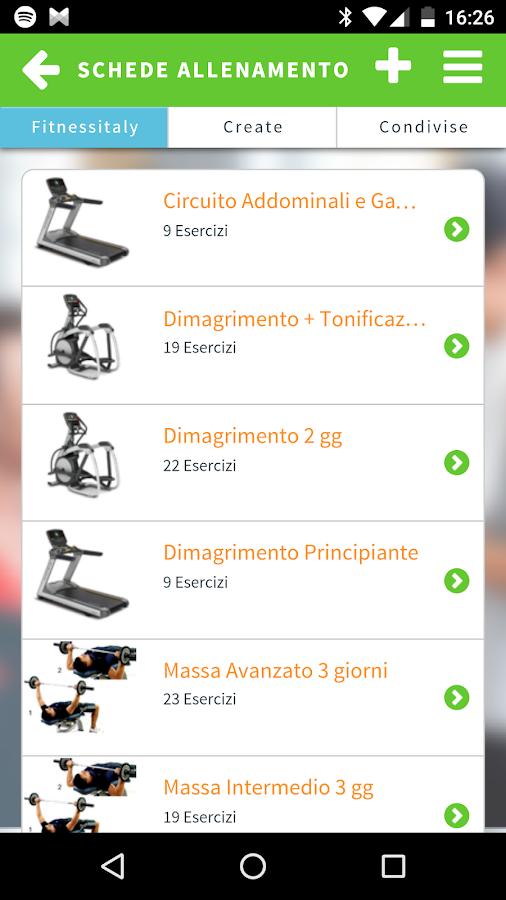 Molto Fitnessitaly SchedeAllenamento - App Android su Google Play XZ15