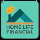 HomeLife Financial - Contas e gastos domésticas icon