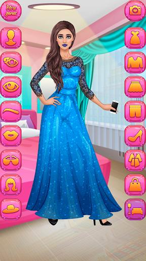 Supermodel Makeover - Glam Dress up & Make up 1.3.1 screenshots 5