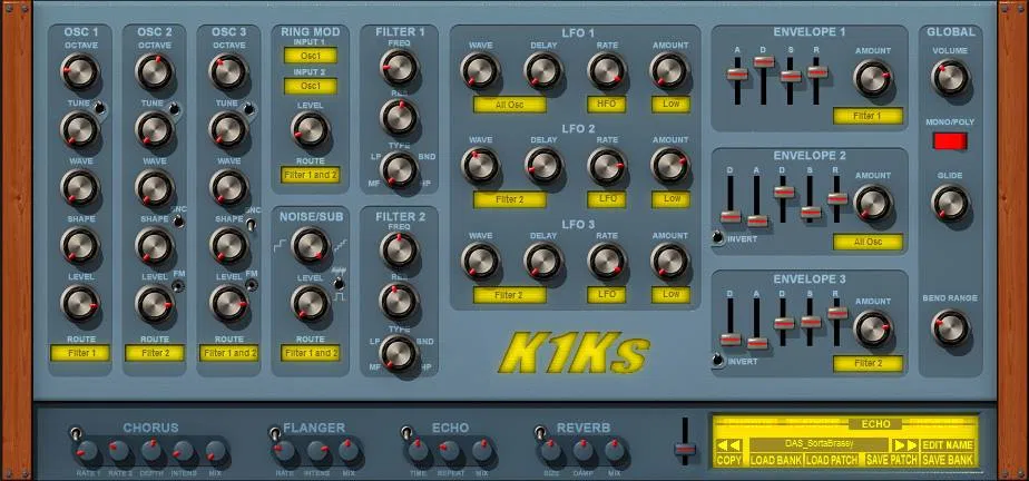 K1Ks best free vst