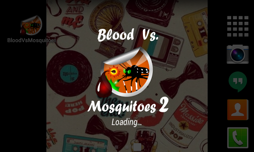 Blood Vs. Mosquitoes 2