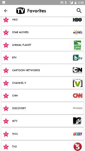 TV Vietnam Free TV Listing  6