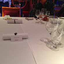 Photo: After the tour, we were taken to Frankenstein's disco for the 8 course dinner.
