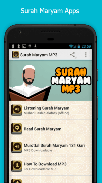 Surah Maryam To Read