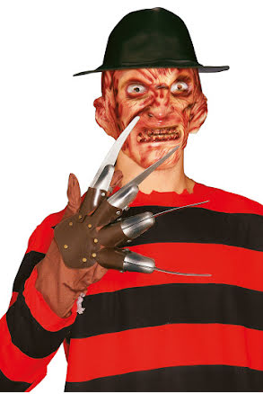 Freddy handske, vuxen