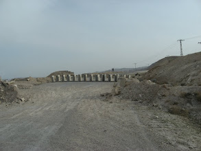 Photo: Jericho is closed off and sealed…יריחו סגורה ומסוגרת