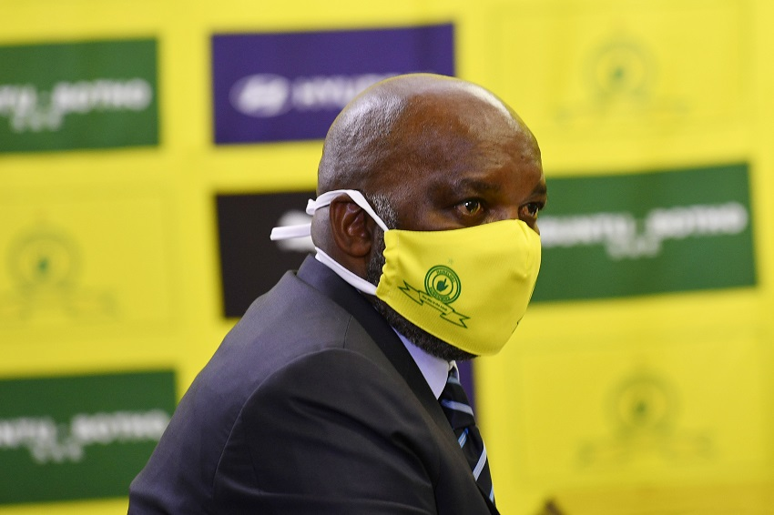 Sundowns coach Mosimane expresses doubts about plan to house 32 PSL teams in massive camp - TimesLIVE