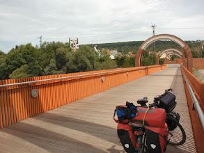 Photo: Brücke nach Plochingen