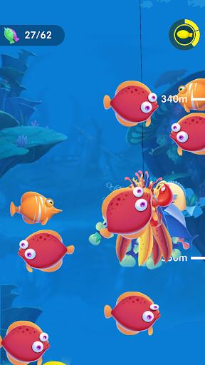 Code Triche Fishing Fantasy - Catch Big Fish, Win Reward APK MOD (Astuce) screenshots 3