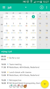 WAVE Calendar Screenshot 5