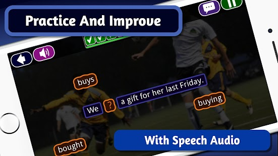 Speedy English Grammar -Basic ESL Course & Lessons - náhled