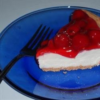 Cherry Cream Cheese Pie