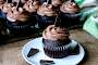 Guinness Cupcakes With Nutella Cream Frosting