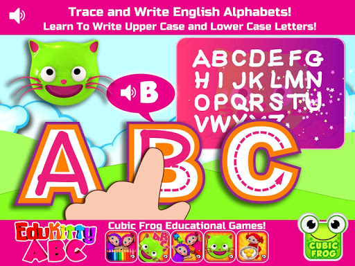 玩免費教育APP|下載EduKitty ABC! Letter Tracing app不用錢|硬是要APP