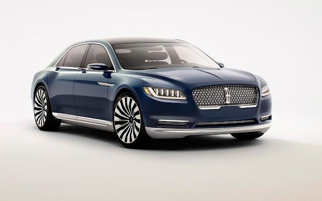 Lincoln Continental Tab