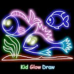 Kid Glow Draw