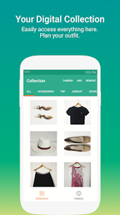 VeeV, the Style App- screenshot thumbnail