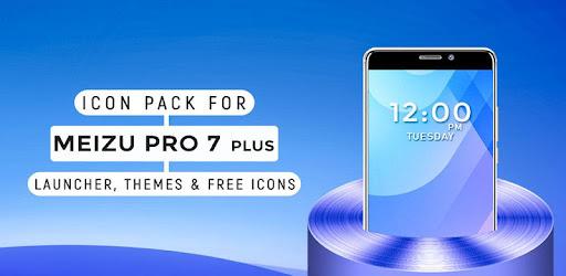 Descargar Theme For Meizu Pro 7 Plus Wallpapers Icon Pack