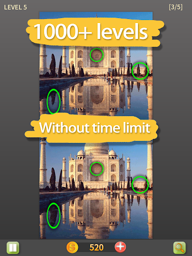 Find The Difference games - 1000+ Levels apkpoly screenshots 6