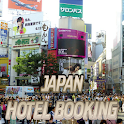 Japan Hotel Booking icon