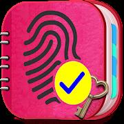 App Secret Diary With Fingerprint Lock Password apk for kindle fire