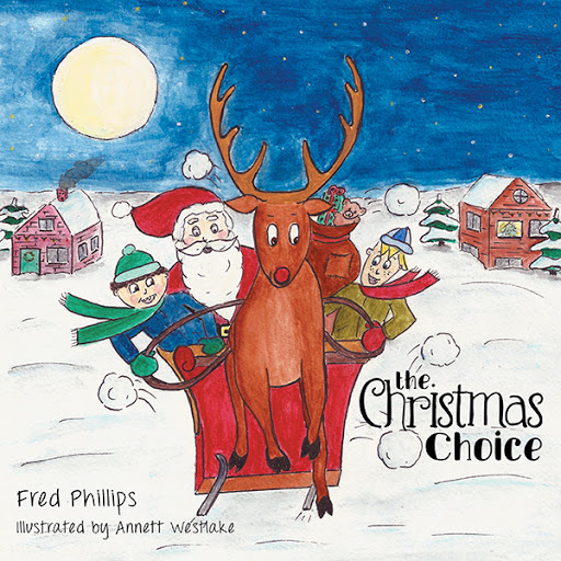 The Christmas Choice cover