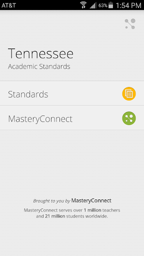 Tennessee Academic Standards