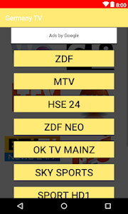 Download Deutschland TV Online 2019 APK latest version app