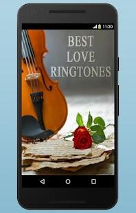Best Love Ringtones - náhled