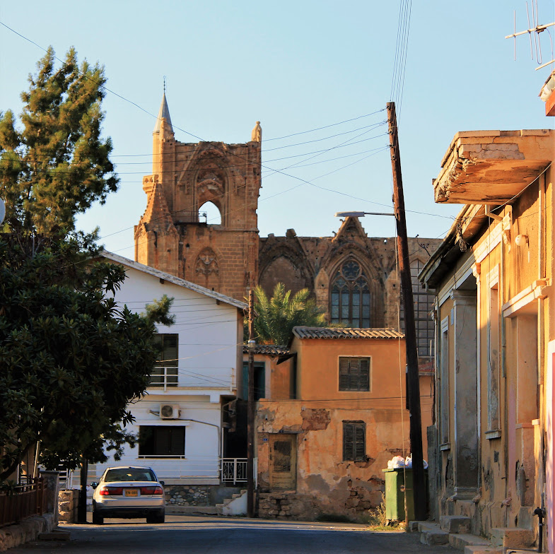 Городской и сельский пейзаж