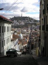 Photo: Le Quito colonial