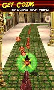 Subway Run Castle Surfers screenshot 1