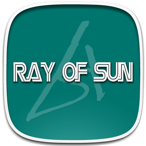 Ray of sun Icon Pack app (apk) free download for Android/PC/Windows
