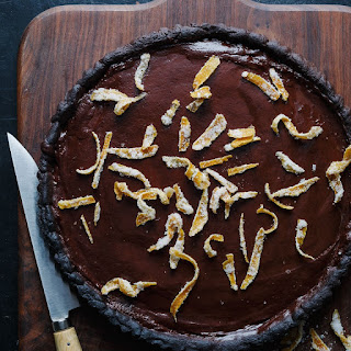 Orange Chocolate Tart Recipe