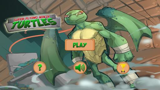 超级忍者飞龟